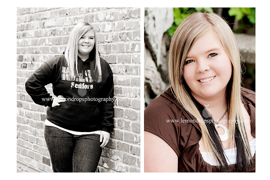 Kelci senior photos